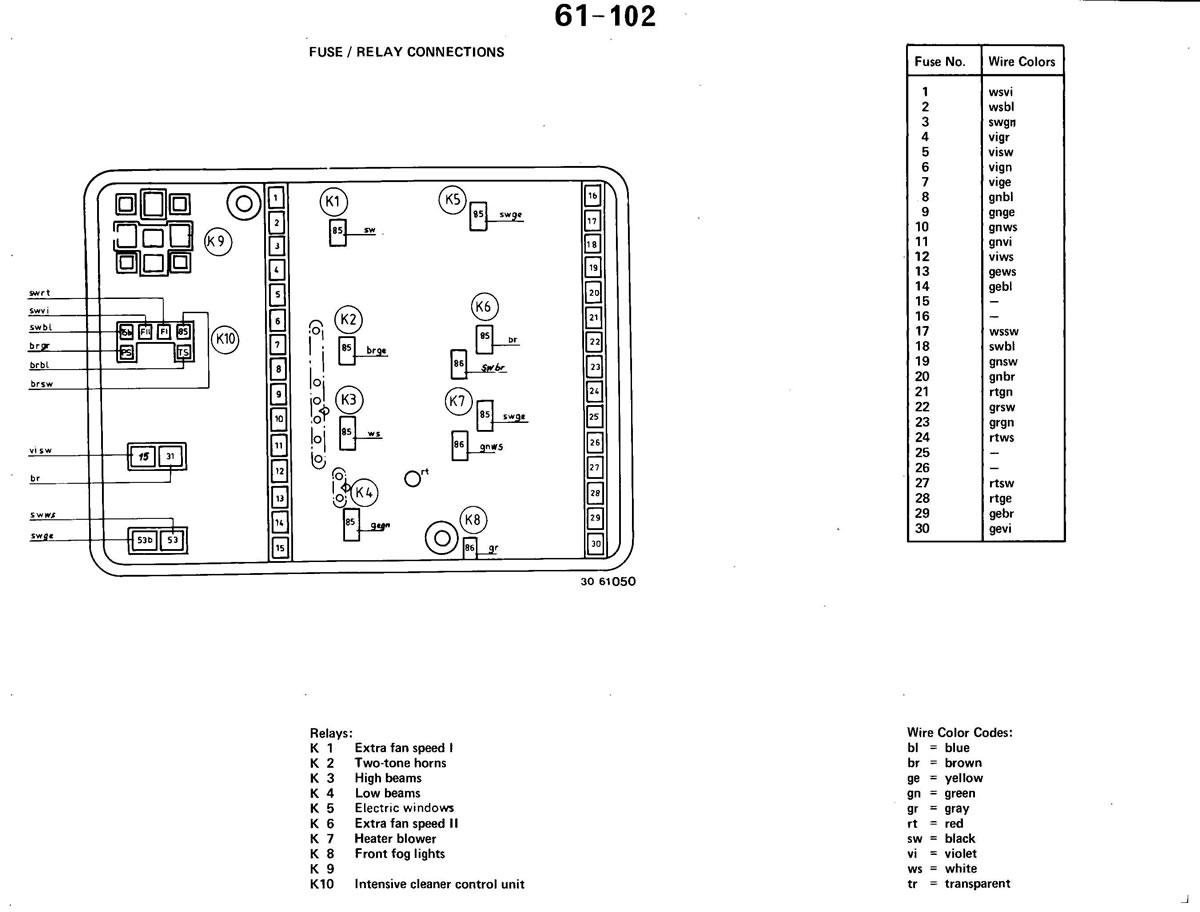 pierre u2019s e30 m3 buildup  u00bb electrical system