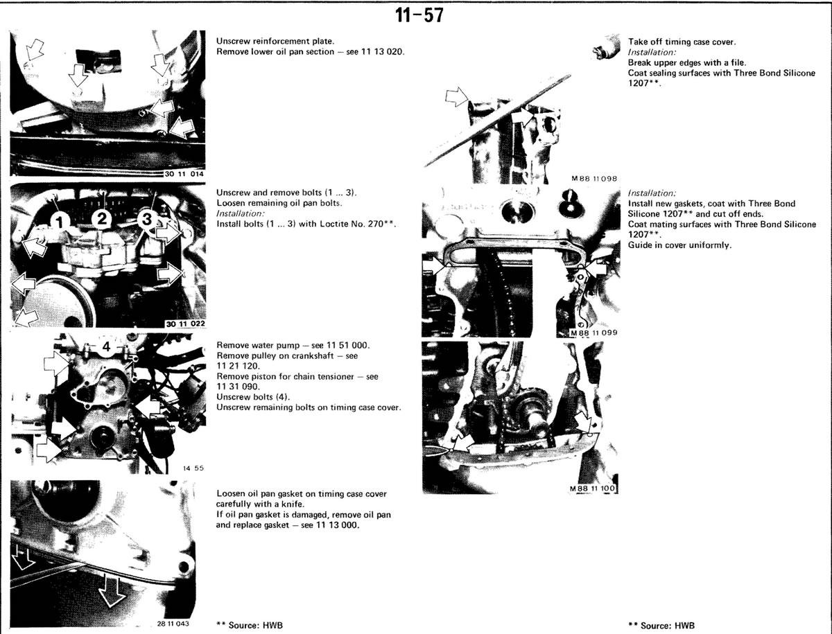 pierre u2019s e30 m3 buildup  u00bb engine  s14
