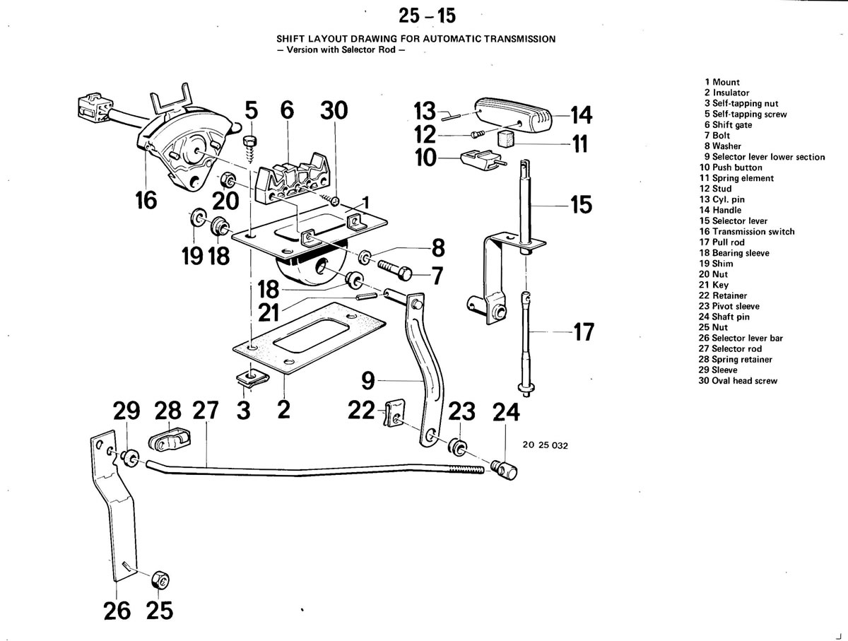 Service Manual 2000 Bmw 3 Series Gear Shift Mechanism