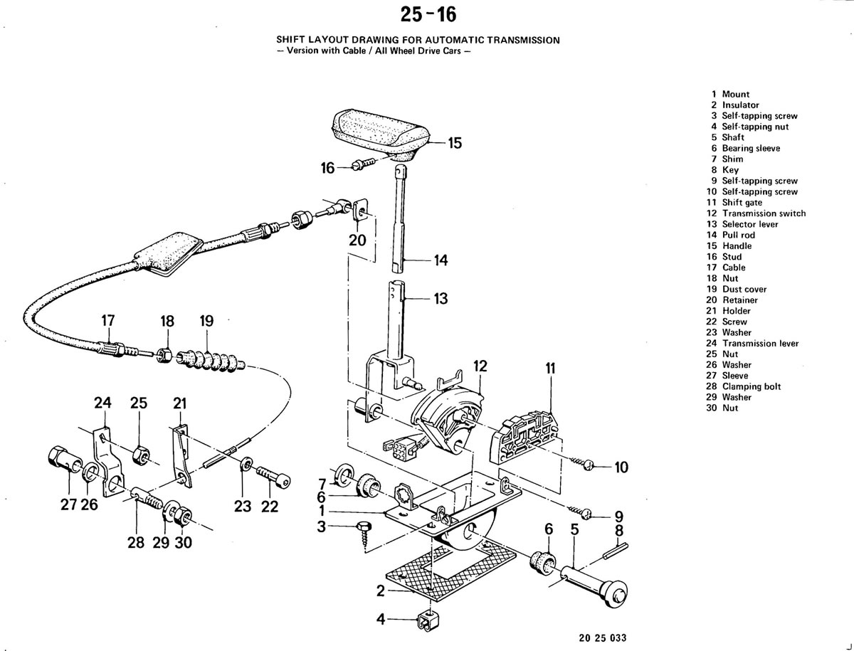 service manual  1996 suzuki esteem gear shift mechanism
